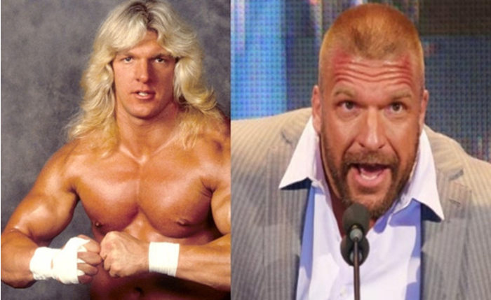 Antes y despues famosos WWE 05
