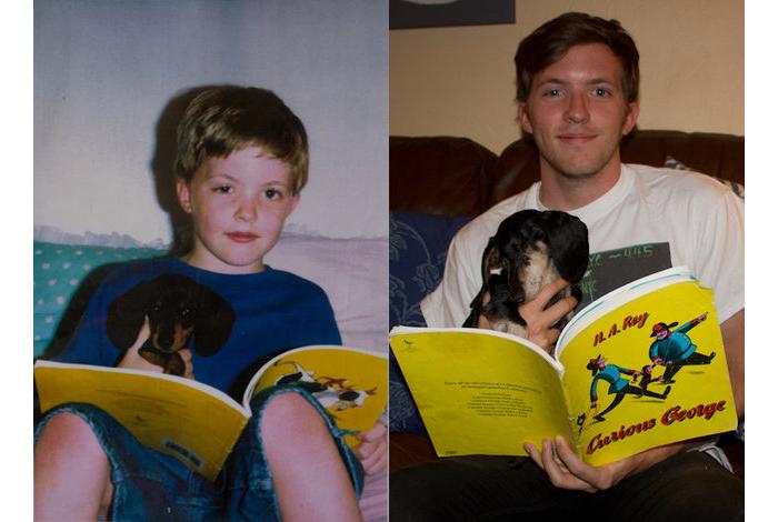 Antes y despues mascotas 8