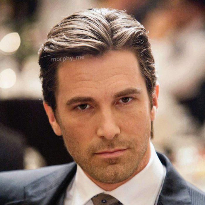 Ben Affleck y Christian Bale fusionados