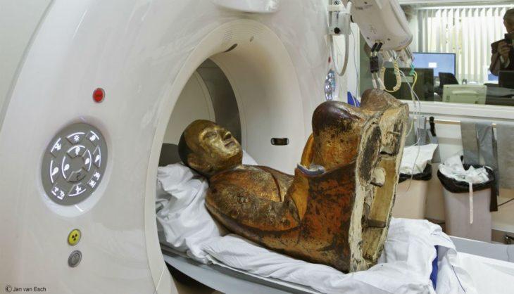 momia buda