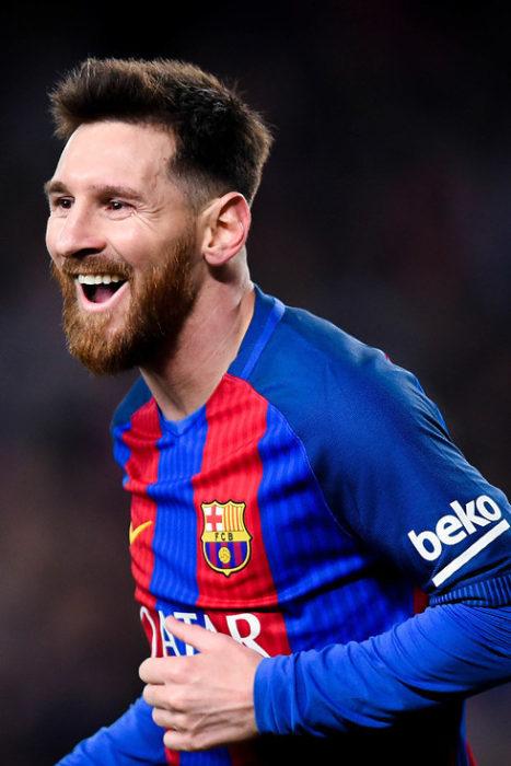 Celebridades cumplirán 30 Lionel Messi 2