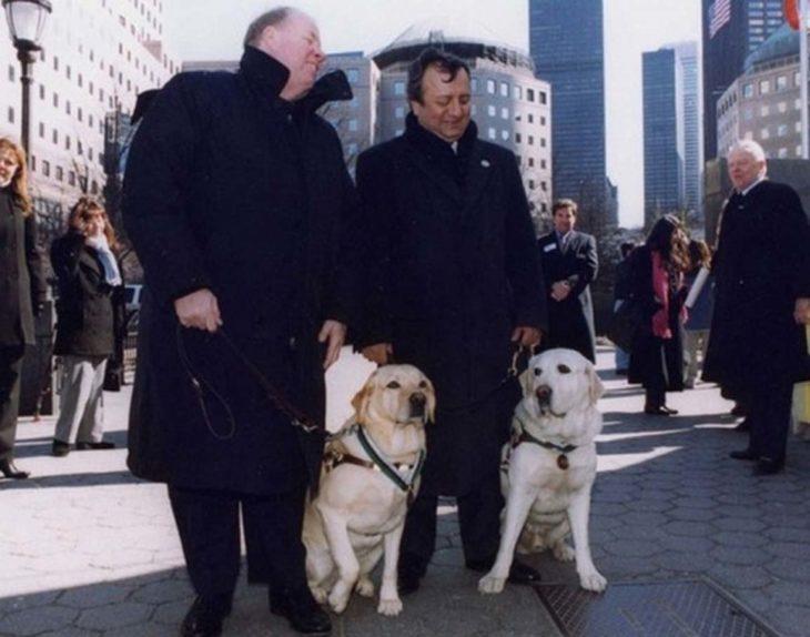 perros guias 11 septiembre