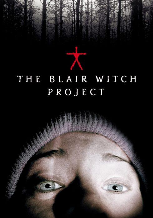 poster de el proyecto de la bruja de blair