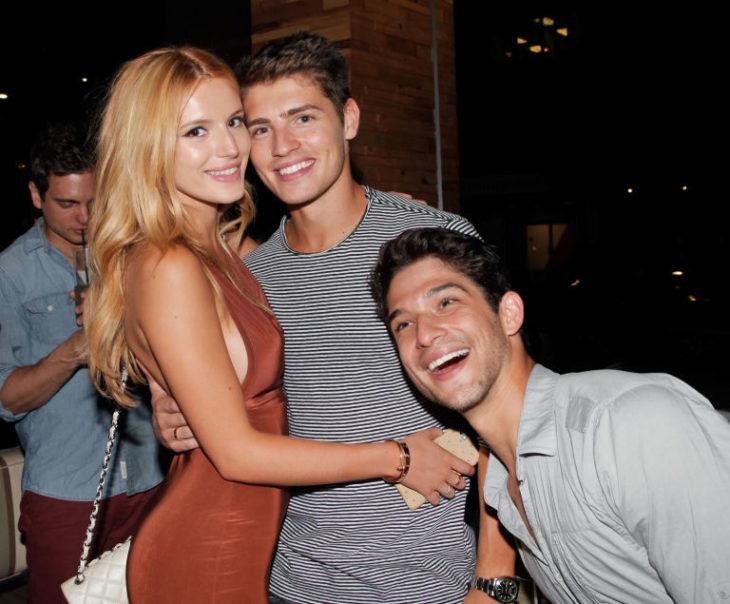 Gregg, Bella, Tyler