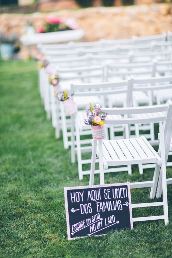 25 ideas geniales para que tu boda sea  u00fanica e inolvidable