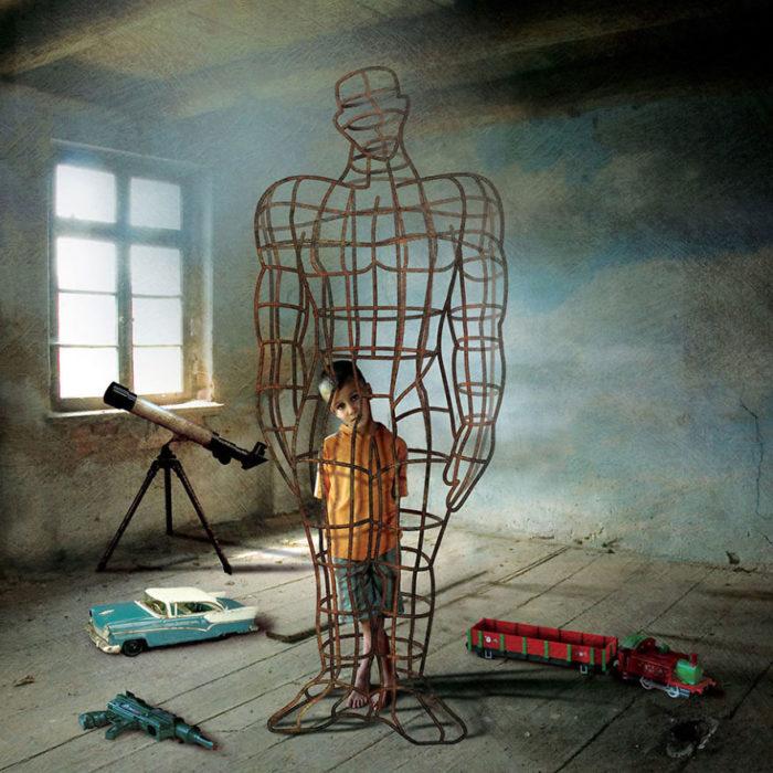 Ilustraciones surrealistas Igor Morski