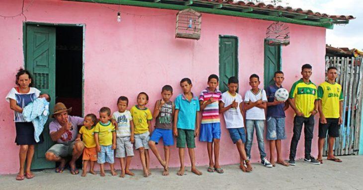 Niños por estatura