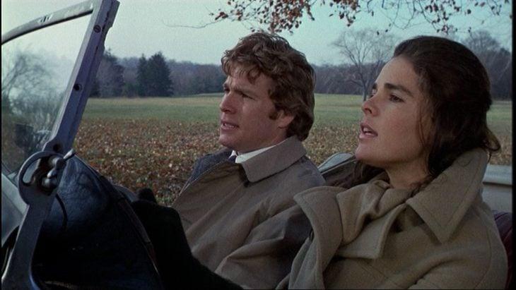 love story, película de 1970