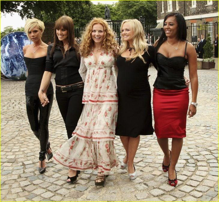 spice girls 2007 reunión