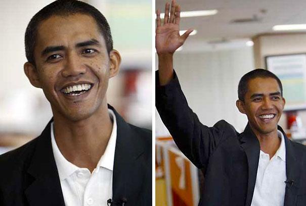 hombre se parece a barack obama en joven