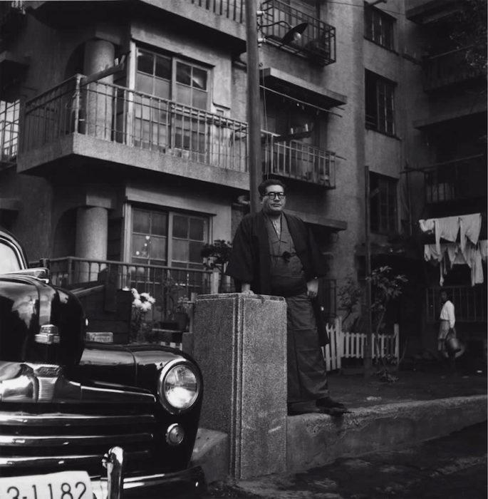 Primera fotoperiodista japonesa