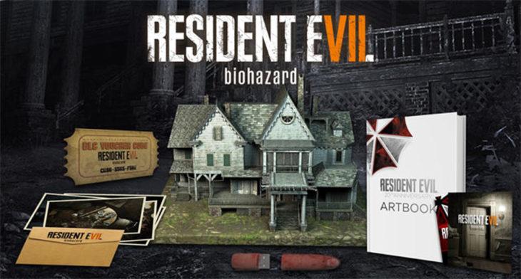 Resident Evil edicion colección