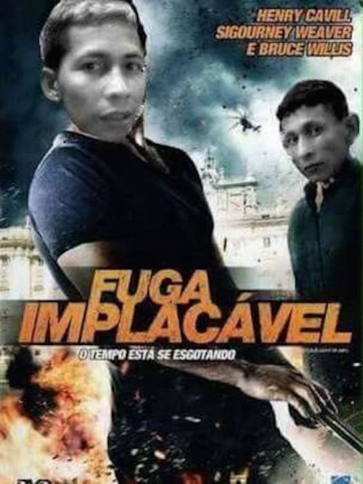 fuga implacable meme ryan reo fugitivo