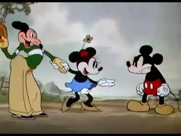 Mickey, Minnie y Mortimer
