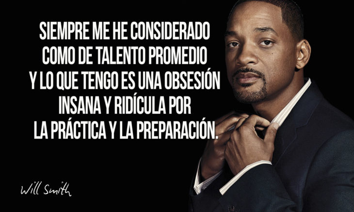 frase de will smith sobre talento