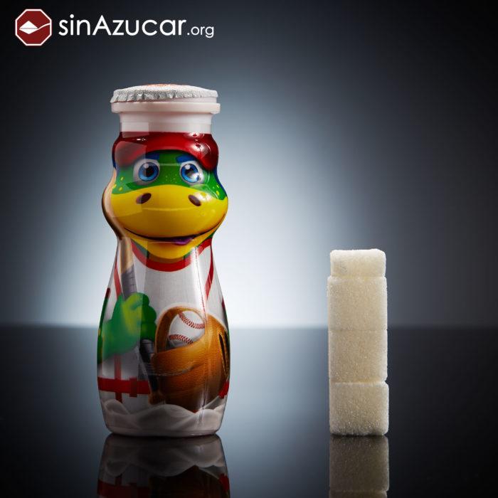 Cuanto azúcar contiene danonino