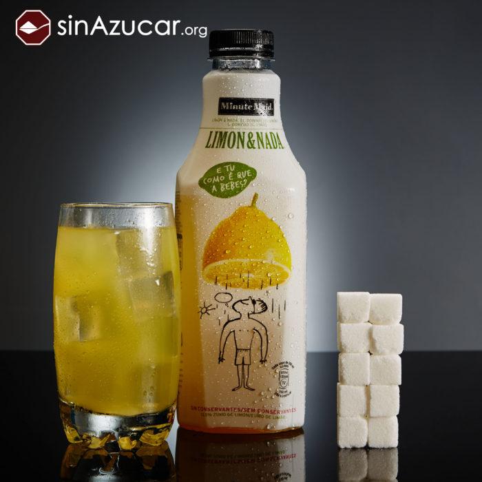 Cuanto azúcar contiene jugo