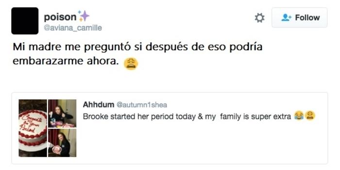 Twitter fiesta periodo 7