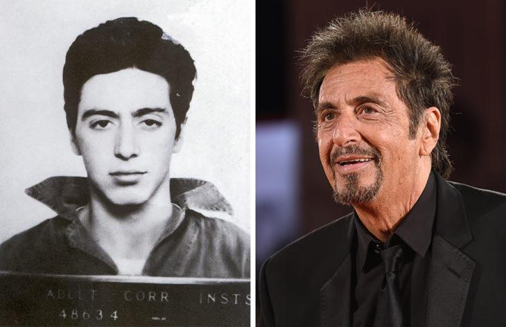 al pacino antes y ahora