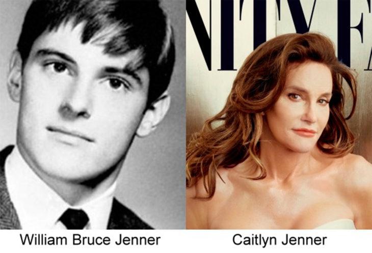 antes y después de caitlyn jenner