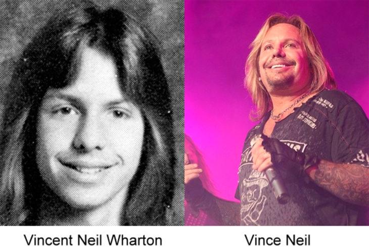 vince neil antes y después