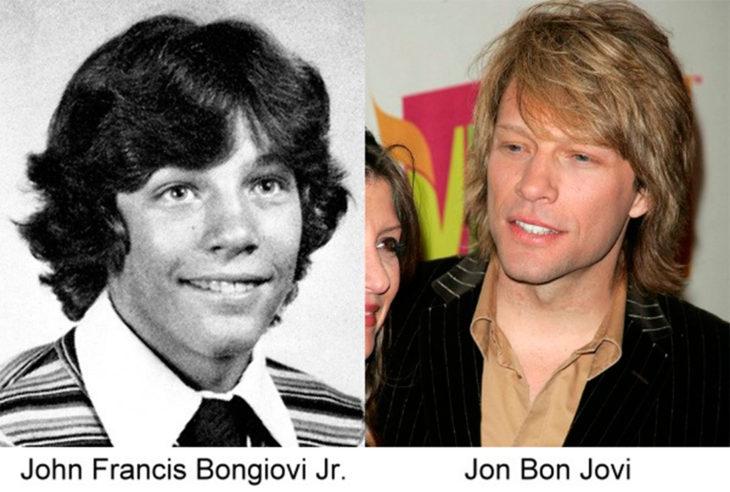 el antes y el después de jon bon jovi