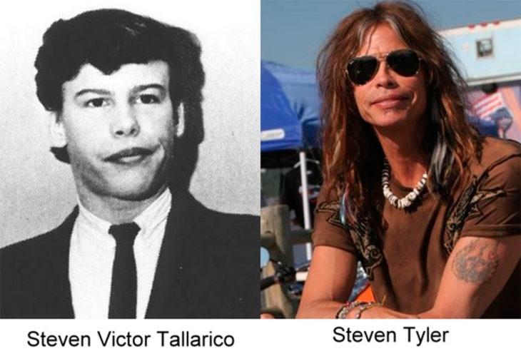 antes y después de steven tyler