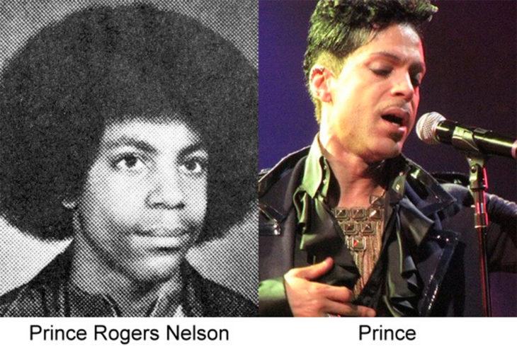 antes y después de prince