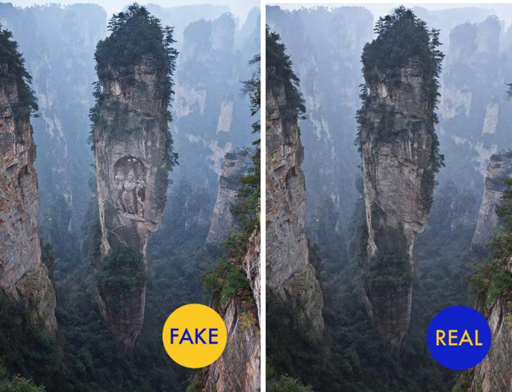 monasterio falso