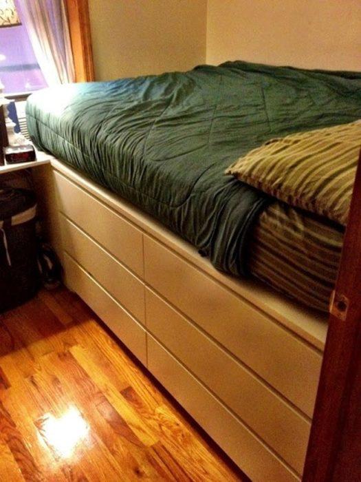 cama original y genial