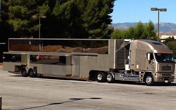 camión casa rodante