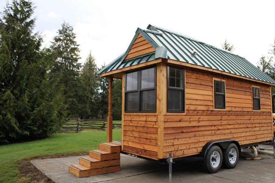 Casas rodante en las que querr s recorrer todo el mundo for Bar rodante de madera