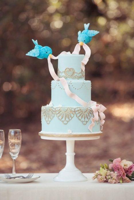 el pastel de la cenicienta