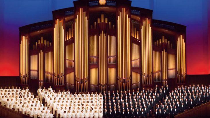 coro tabernáculo mormón