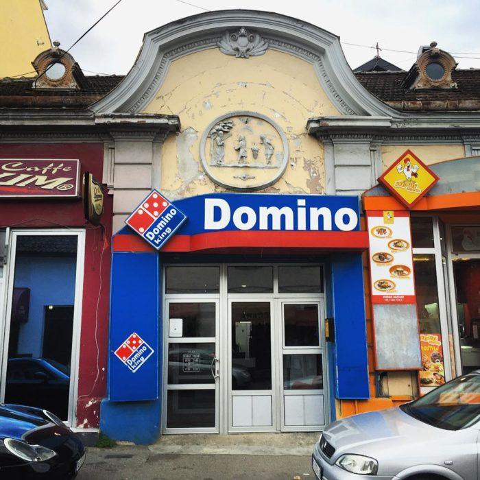 duplicado de pizza domino