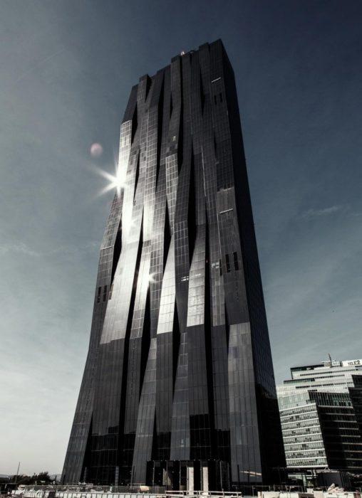 edificio en austria que está genial