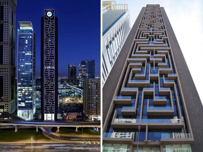 edificio super genial