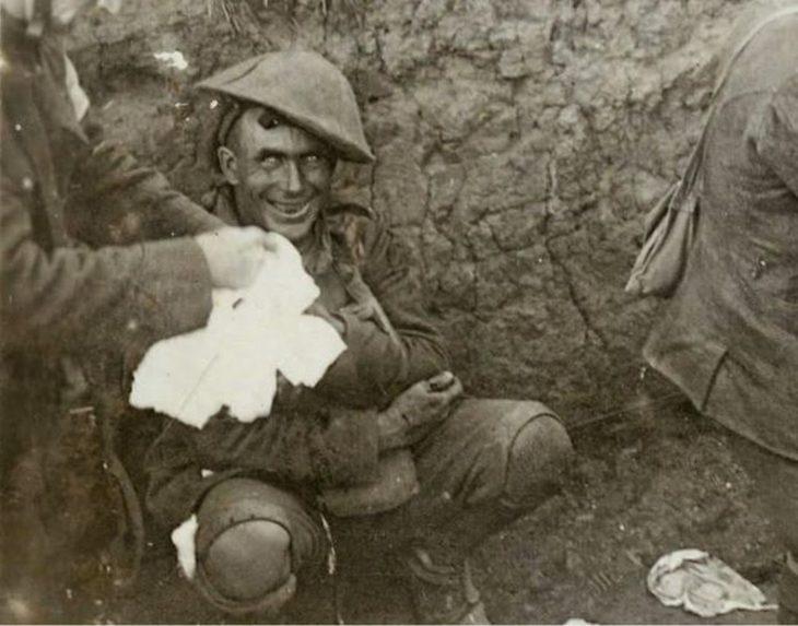 los efectos de la guerra