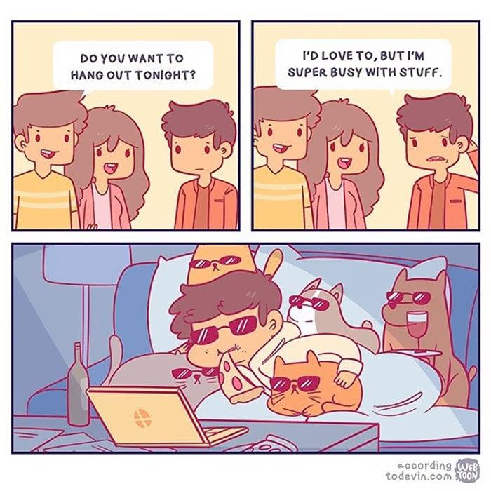 la vida real con gatos 15