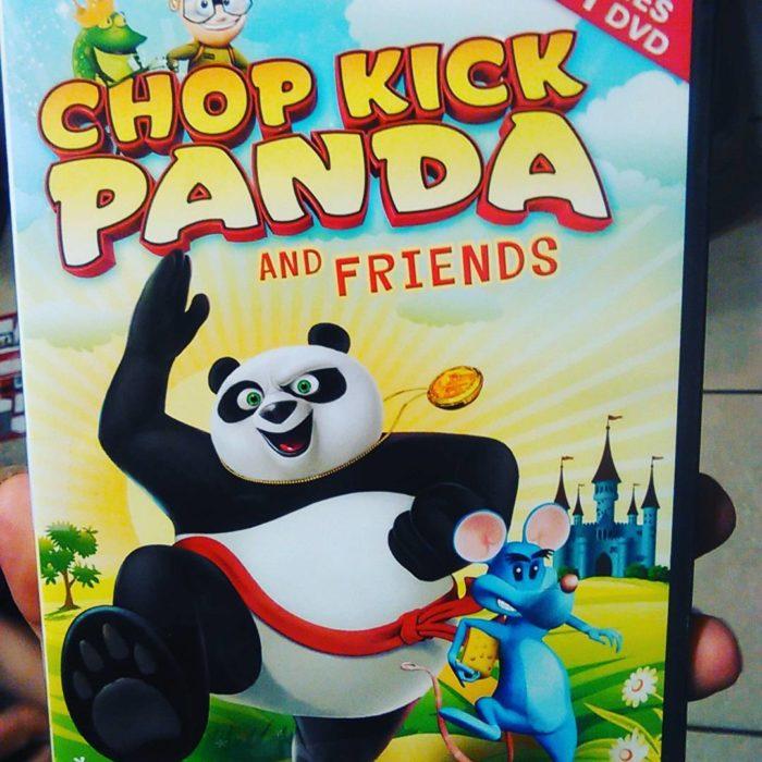 kung fu panda pirata