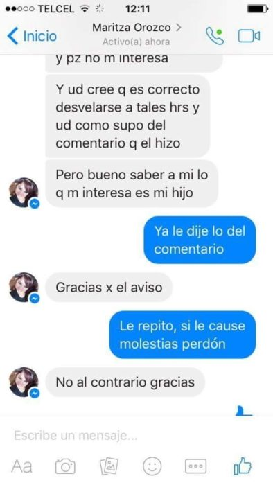 chat de facebook