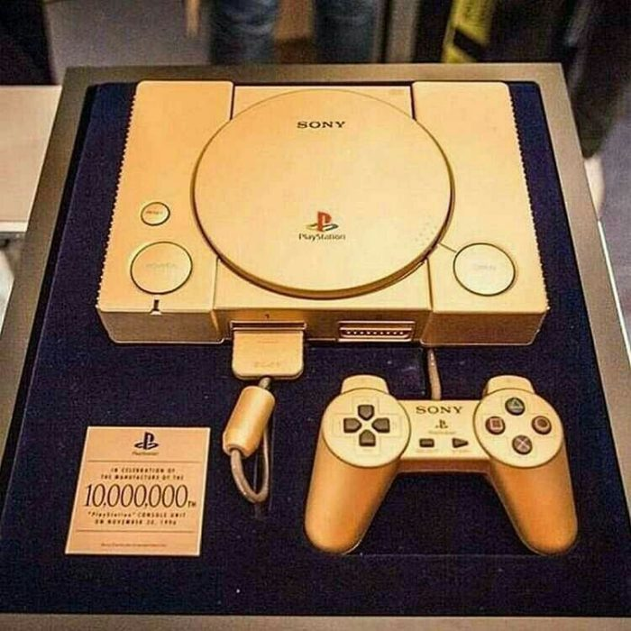 play station de oro