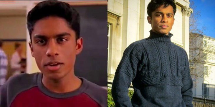 Rajiv Surendra durante y después de mean girls
