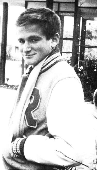 robin williams cuando tenía 19 años