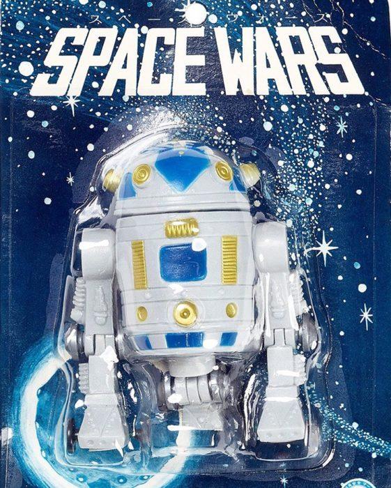 juguete pirada de starwars