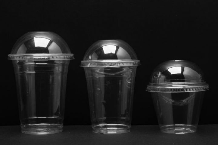 vasos vacíos