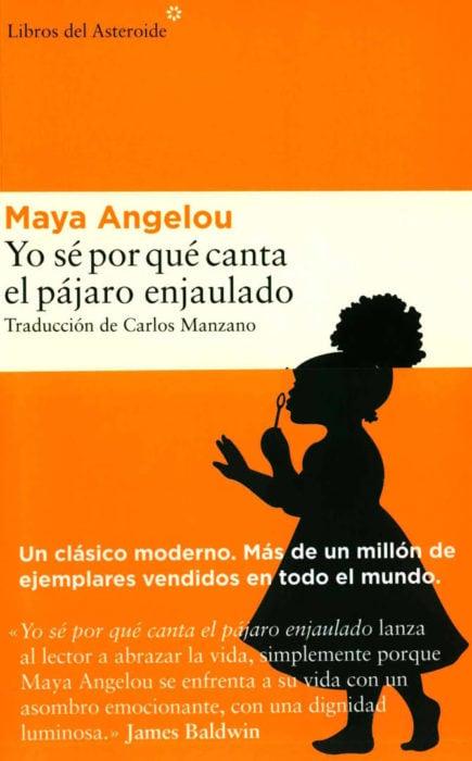 libro de Maya Angelou
