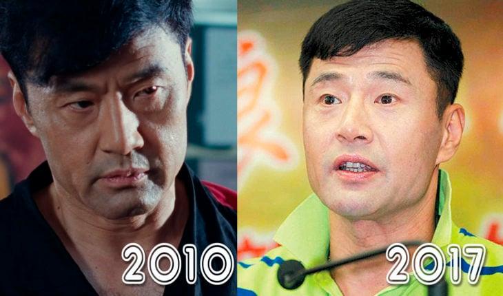 Rongguang Yu 2010 y 2017