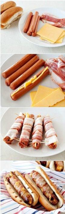 10 netflix hot dog