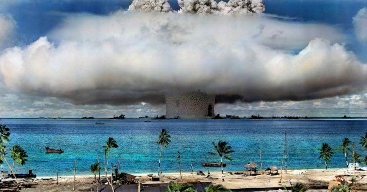 10 playas mas peligrosas atolon bikini